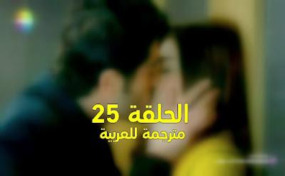 مسلسل الحب لا يفهم من الكلام,  الحلقة 25, شبكة العاشق