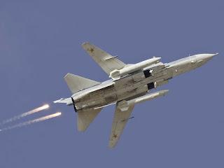 Sekilas Info Tentang Sukhoi Su-24 Fencer