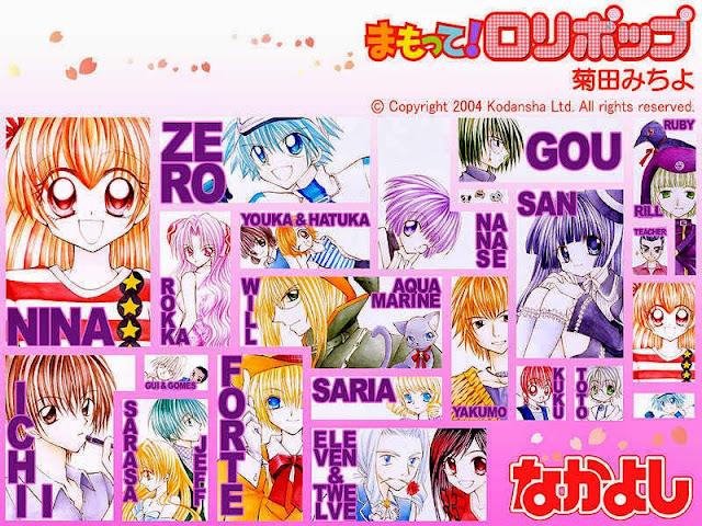 Mamotte! Lollipop - Anime Romance Comedy