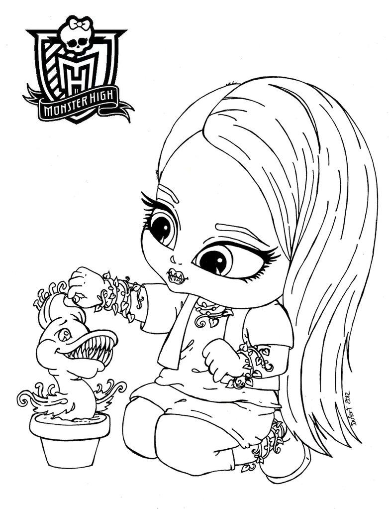 Para Sempre Monster High Outubro 2012