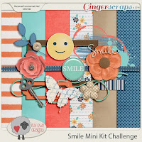 Smile Mini Kit Challenge by Luv Ewe Designs
