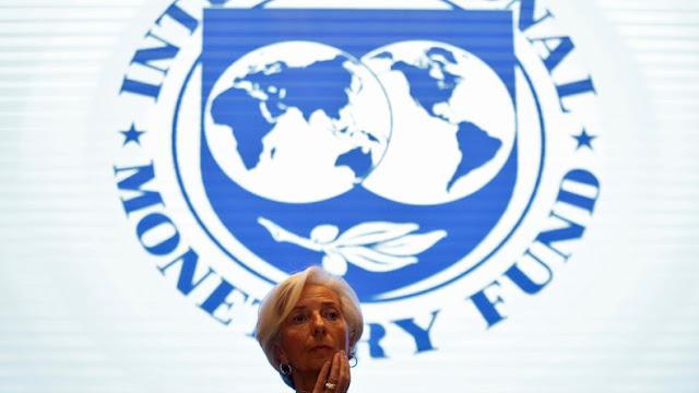 Justine Lagarde FMI