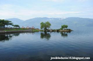 Singkarak, Danau Indah dan Penuh Dengan Legenda