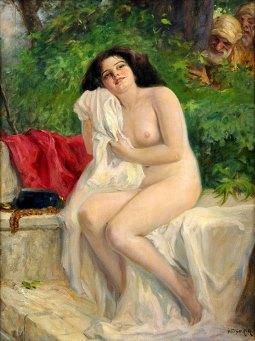 Подборка картин «Сусанна и старцы (Купание Сусанны)»