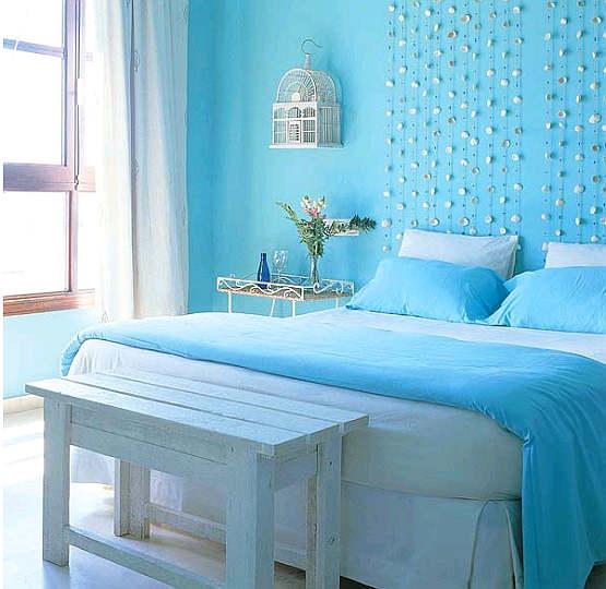 Blue Bedroom Designs 61
