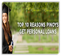 10 Reasons Used by Pinoys to Get Personal Loans