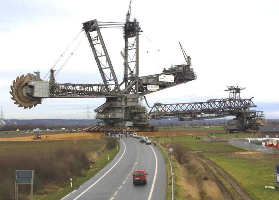 548e12b2efc Maravillas Modernas. Las máquinas más grandes del mundo
