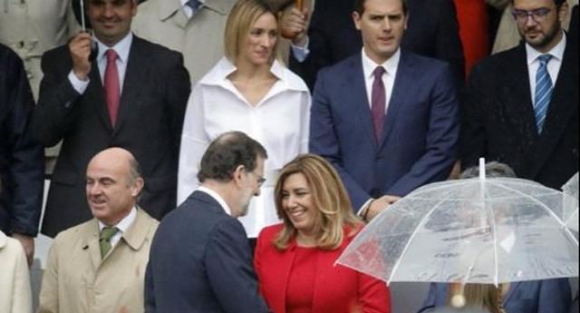 """La """"foto del año"""" que resume a la perfección el momento actual de la política española"""