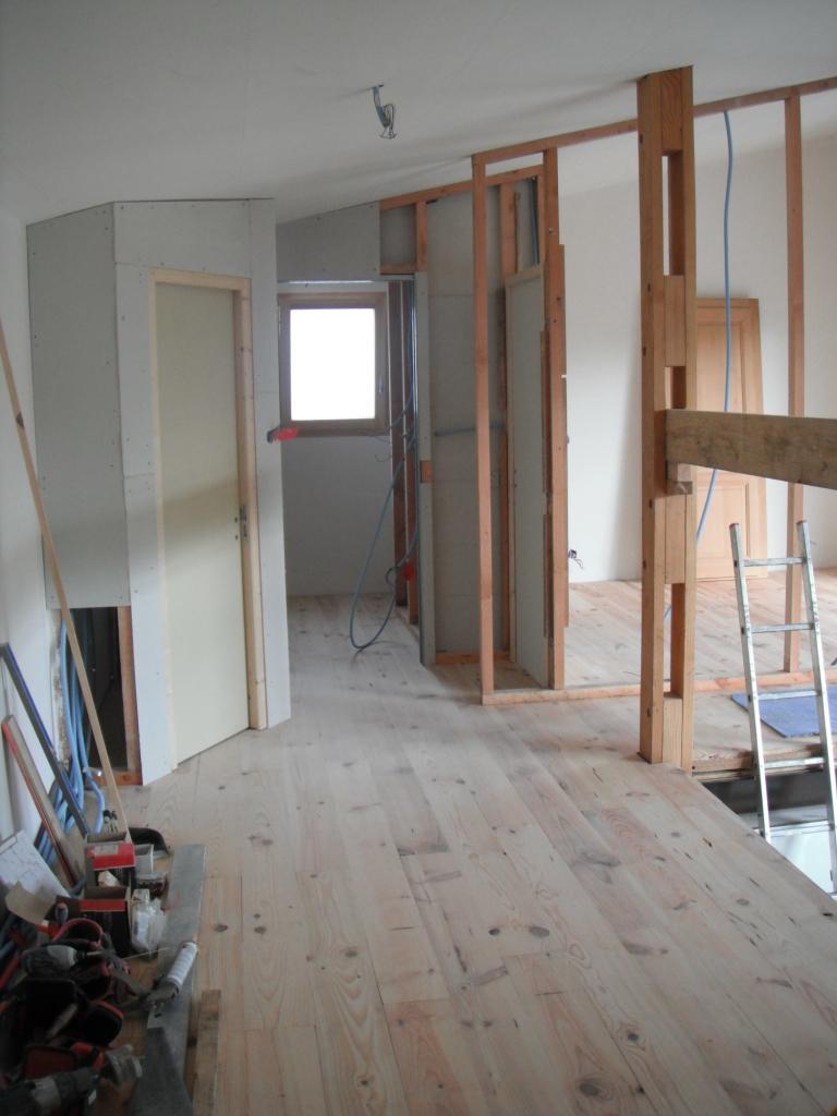 notre maison bioclimatique type passif concarneau s15 16 distribution tage. Black Bedroom Furniture Sets. Home Design Ideas