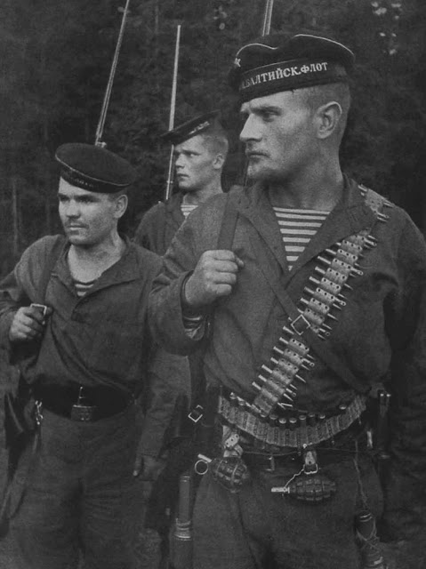Soviet marines, 31 August 1941 worldwartwo.filminspector.com