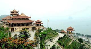 Cai Bau pagoda - piritual culture 1
