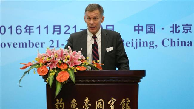 US diplomat in China David Rank resigns over US President Donald Trump's climate policy