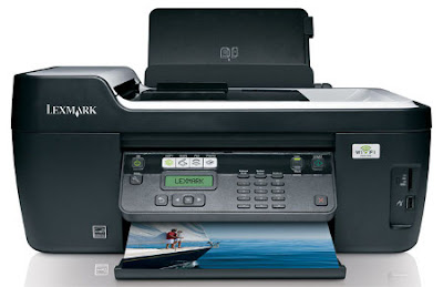 printer is a multifunctional inkjet fax Lexmark Interpret S402 Driver Download