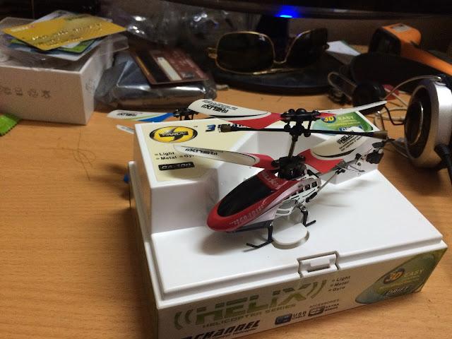 Máy bay mini GA100