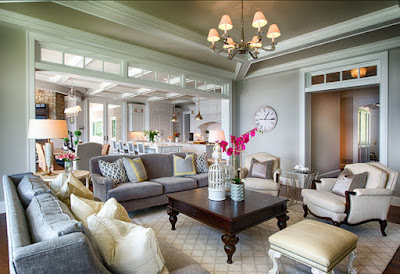Neutral-Gray-Living-Room-Themed