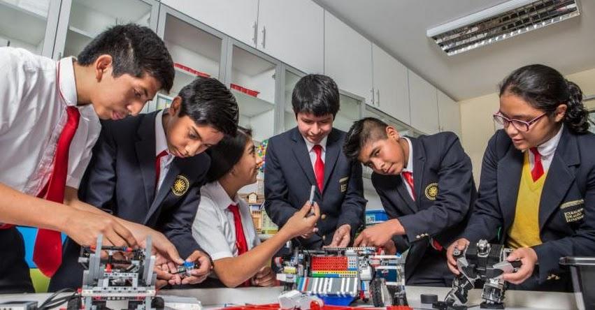 COAR 2019: Cerca de 300 alumnos del Lambayeque iniciaron año escolar en Colegio de Alto Rendimiento