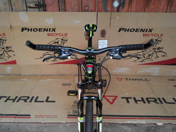 Sepeda MTB Odessy Challenger 21sp 26inch Rp.1.100.000