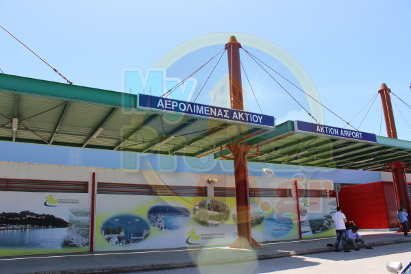 Πρέβεζα: Ολοκληρώνονται σταδιακά τα έργα αναβάθμισης και επέκτασης και στο αεροδρόμιο του Ακτίου απο την Fraport Greece