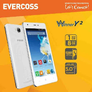 Firmware Flash Evercoss A75G [Winner Y2] for research download