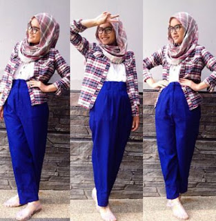 style hijab simpel