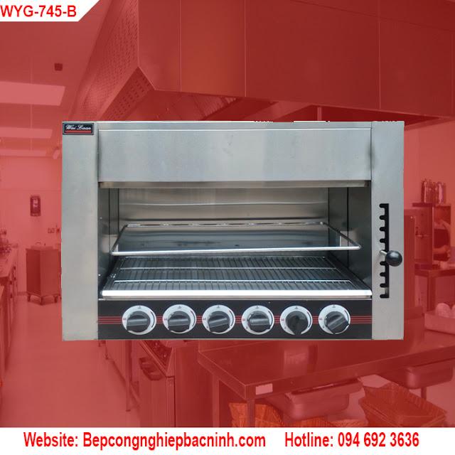 Lò nướng gas Salamander WYG-745-B
