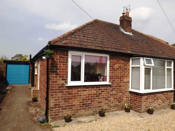 Harrogate Property News - 3 bed bungalow for sale Kirkham Road, Harrogate, North Yorkshire, HG1