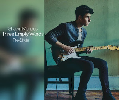singer, songwriter, shawn mendes, three empty words, music news, billboard charts