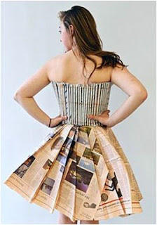 Origami baju wanita dewasa