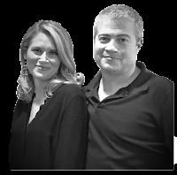Matthew Liebberman and Naomi Eisenberger