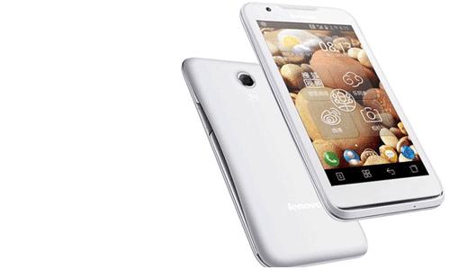 Handphone Lenovo S880