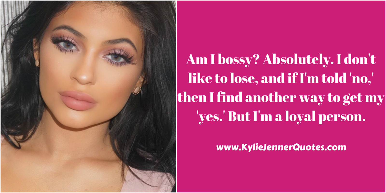 8cb4709e1bf32 Kylie Jenner Quotes   Kylie Jenner Boss Quotes
