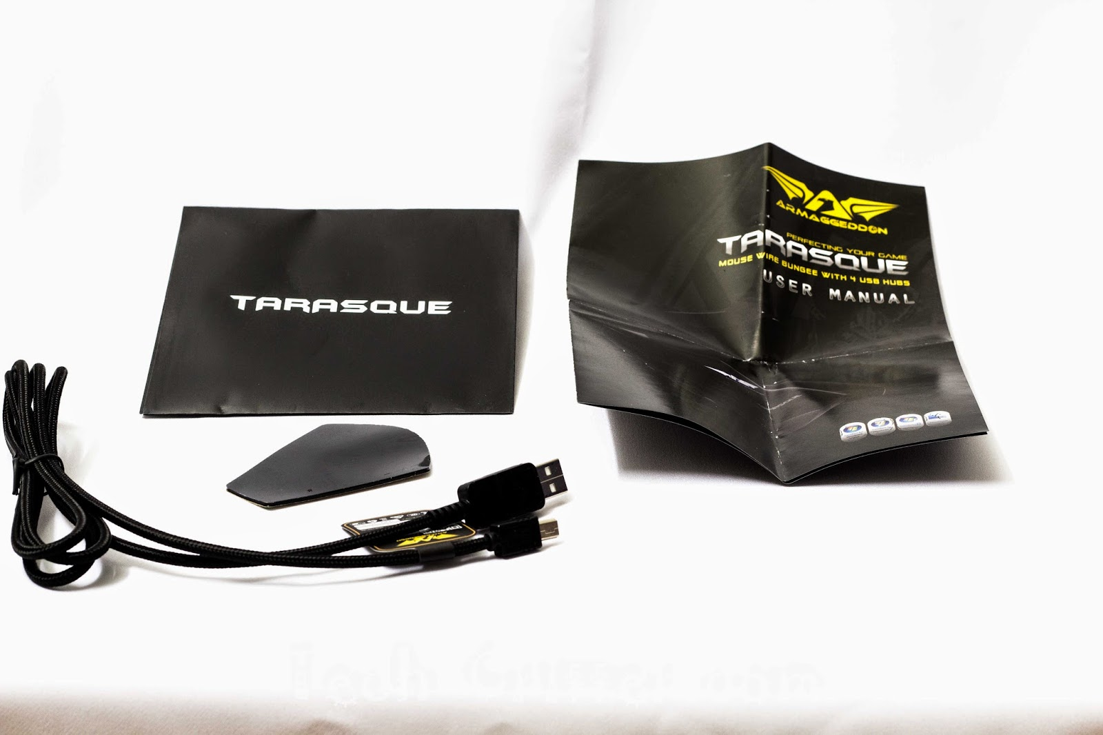 Unboxing & Review: Armaggeddon Tarasque Mouse Bungee 37