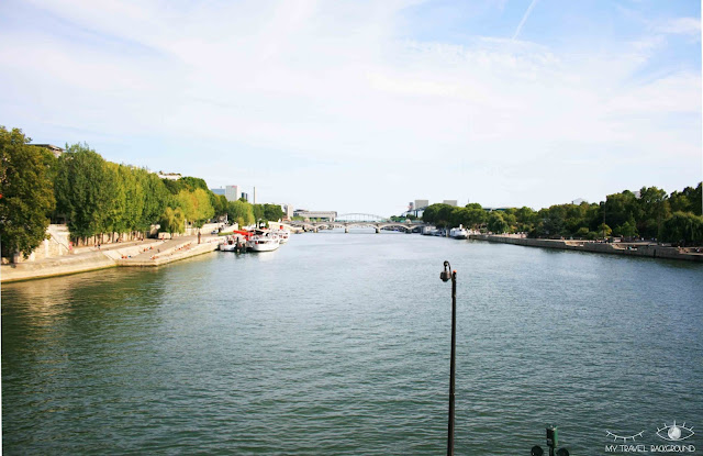 My Travel Background : #ParisPromenade : l'île Saint-Louis
