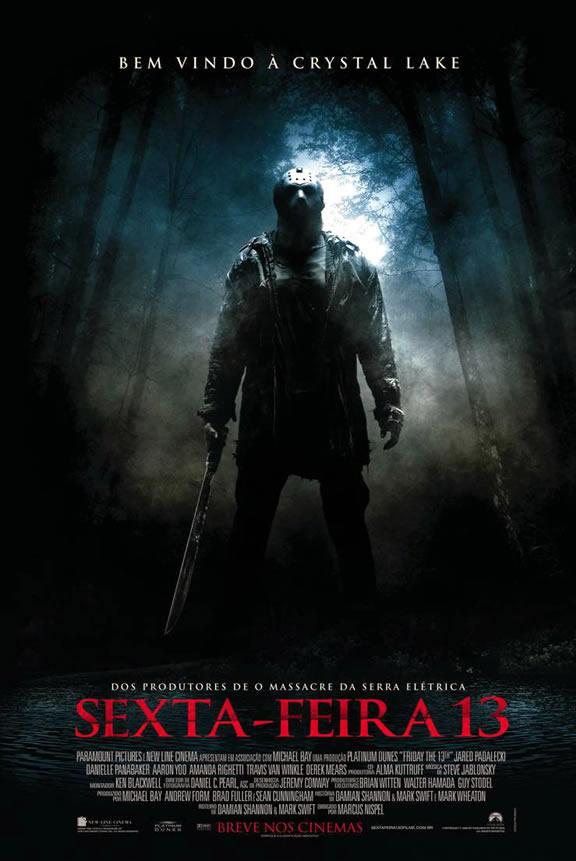 Horror Sci-Fi: Sexta-Feira 13 (Friday the 13th, 2009)