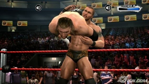 Gameplay WWE SmackDown vs. Raw 2010