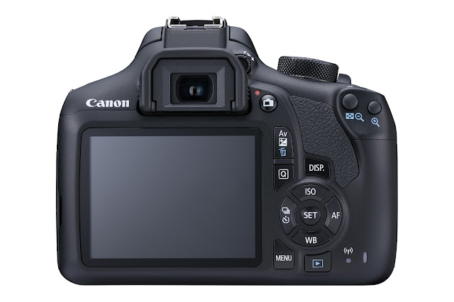 Canon EOS 1300D LCD Monitor