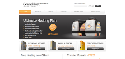 PriokHost Free Hosting Review