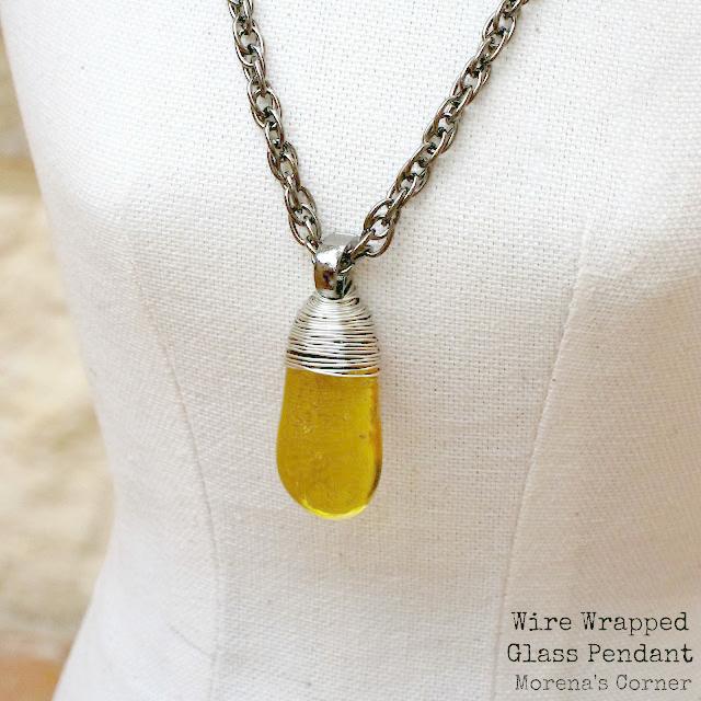 diy necklace pendant - photo #17