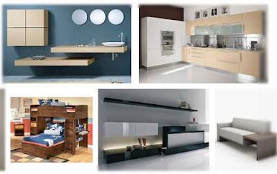 contoh furniture minimalis pada rumah sederhana