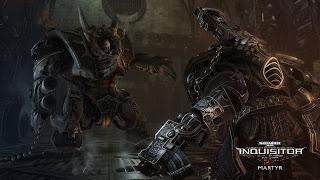 Warhammer 40000: Inquisitor Martyr Wii U Background