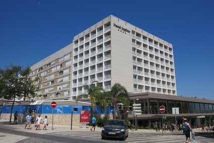 Hotel Jupiter Praia da Rocha, Algarve, Portugal.