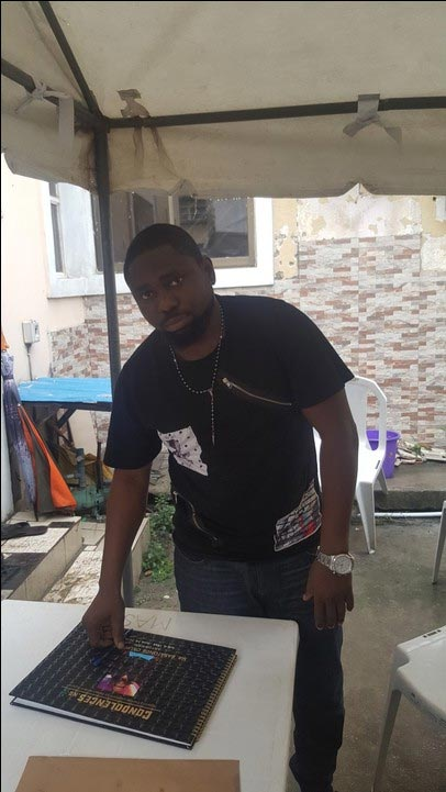 Have you seen OJB Jezreel's condolence resister?