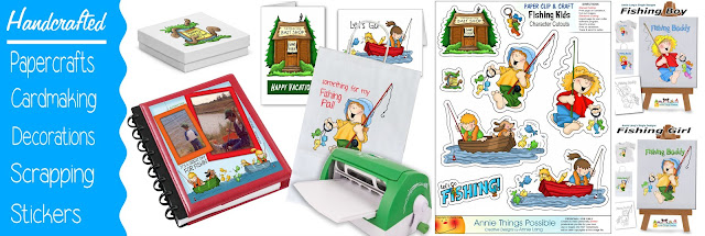 Annie Lang's Fishing Kids available in downloadable ready to use products