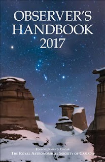 cover of the new RASC 2017 Observer's Handbook