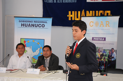 Coar Huánuco 2017