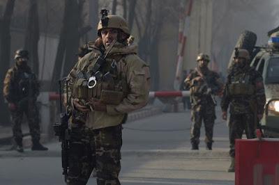 ISIS kembali klaim serang markas inteligen di Afganistan