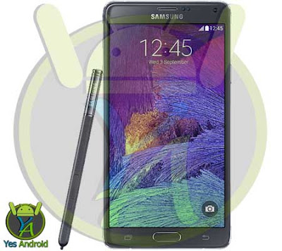 Update Galaxy Note 4 SM-N910V N910VVRU2BPA1 Android 5.1.1