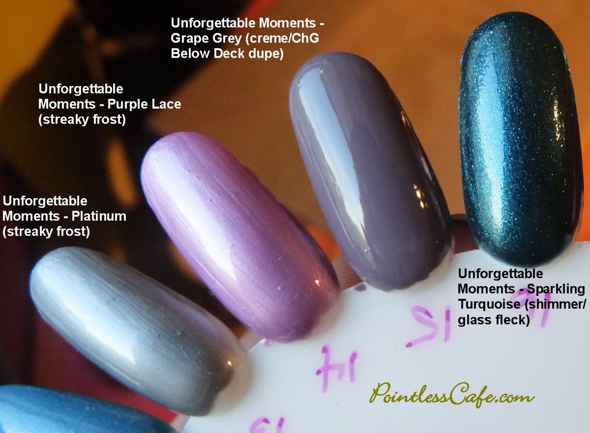 Cheatin Nail Enamel Pureice Open-Minded Bari Cosmetics