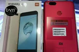 Cara Flash Xiaomi Mi A1 Untuk Mengatasi Lupa Pola