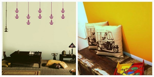 Ideal Its not just the exterior beauty which has to be classy and royal for Diwali time you need to adore and pamper your interiors as well for a plete